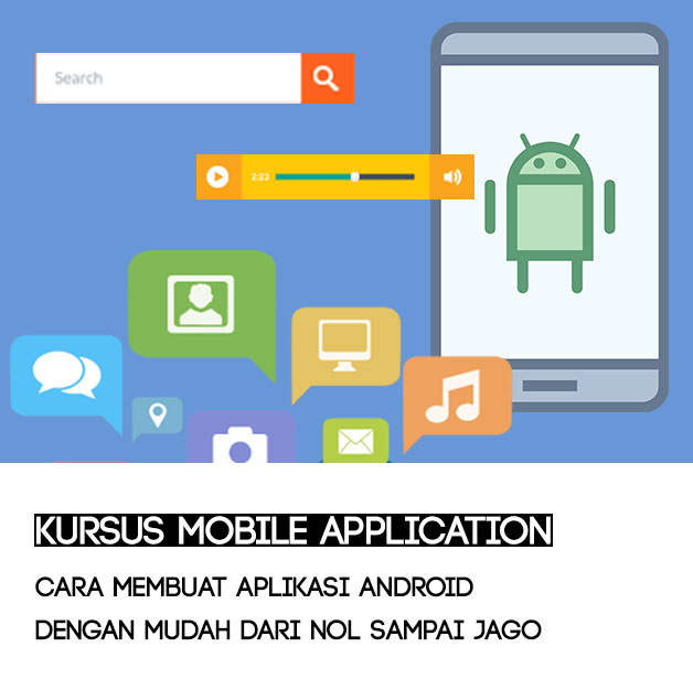 Kursus Mobile Application DUMET School