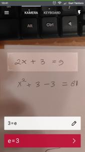 Photomath, Saat Matematika Semudah Sentuhan Jari