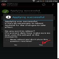 Menggunakan Aplikasi AdAway Untuk Menghilangkan Iklan di Android 1