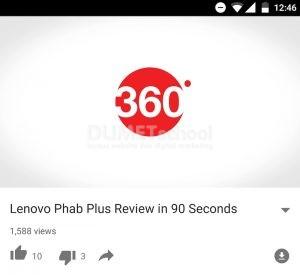 Cara Mudah Menonton Video Di YouTube Tanpa Menggunakan Kuota