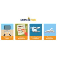 Cara Membuat SIM Secara Online