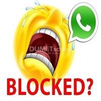 Tanda Whatsapp Telah di Blokir Oleh Teman Kalian