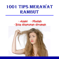 Review Aplikasi 1001 Merawat Rambut Secara Tepat di Android
