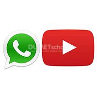 Yuk, Nonton Youtube di Aplikasi Whatsapp!