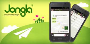jongla-aplikasi-chatting-teringan