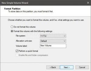 Cara Membuat Partisi Baru Di Hardisk Eksternal Tanpa Software