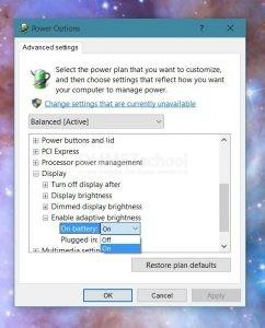 Mengatasi Layar Monitor Laptop Terang Redup Dalam Waktu Tertentu