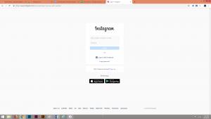 Cara Merubah Tampilan Instagram Web Menjadi Versi Device