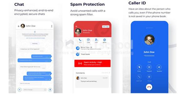 aplikasi telpon spam